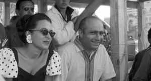 Fangio exhumed for DNA to decide paternity case