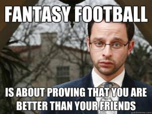 fantasy football truth