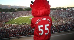 Is Man United the best team in England Fred the Red