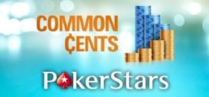 largest online poker tournament PokerStars Common Cents