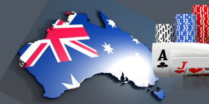 high gambling revenues n Australia