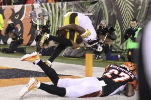 Craziest moments of the 2015 NFL Wild Card Round